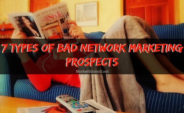 network marketing prospects
