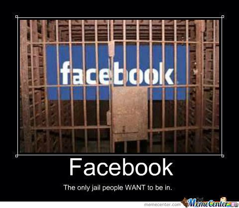 facebook jail meme