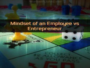 Employee vs Entrepreneur