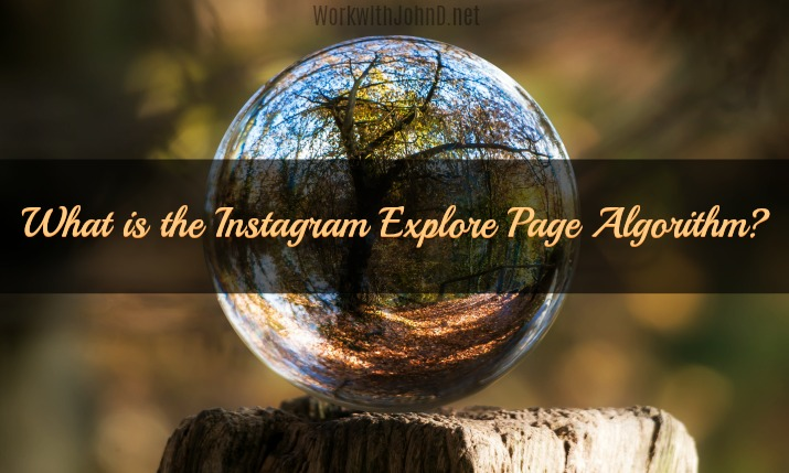 how to get on the explore page on instagram